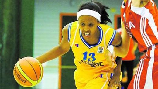 Farhiya Abdi first Somali to be drafted into the WNBA