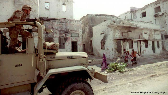us intervention in somalia 1992 essay United nations operation in somalia ii (unosom ii) was the second phase of the united nations intervention in somalia, from march 1993 until march 1995, after the country had become involved in civil war in 1991.