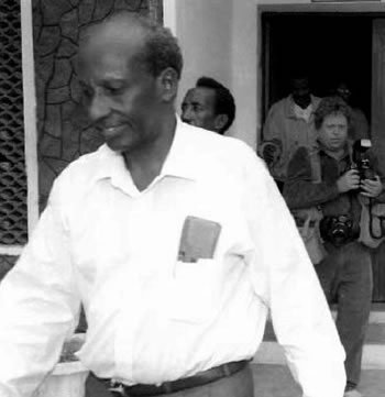 General Mohamed Farrah Aidid This day in history: G...