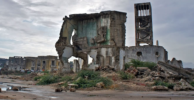 Somali parliament nullifies ex-headquarters' lease by local