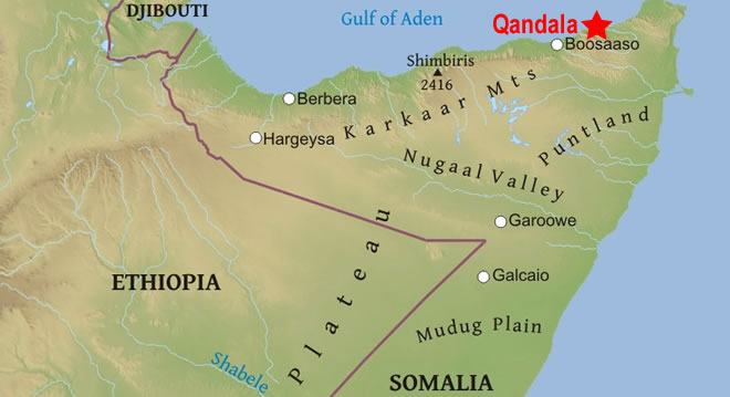 ISIS-Aligned Militants Seize 'First Town' in Puntland