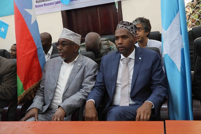 Somali PM calls on Southwest leader to move his