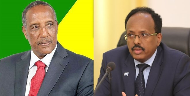 Somali President to meet with Somaliland leader in Djibouti