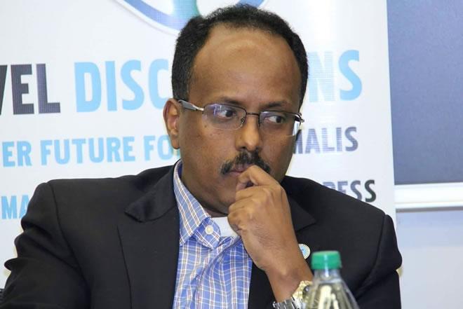 Ny president i somalia