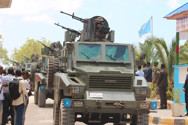 Armée Somalienne / Military of Somalia - Page 2 2016412635960571038469101IMG_5562