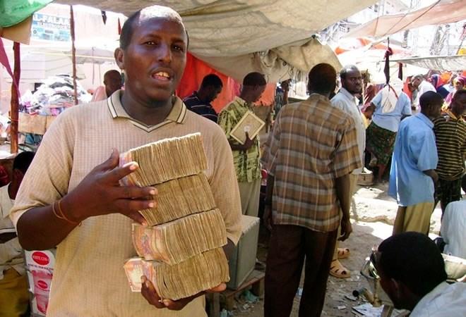 Somali Dhuuqmo Sawiro: IMF To Help Somalia Print First Banknotes In A Quarter Century