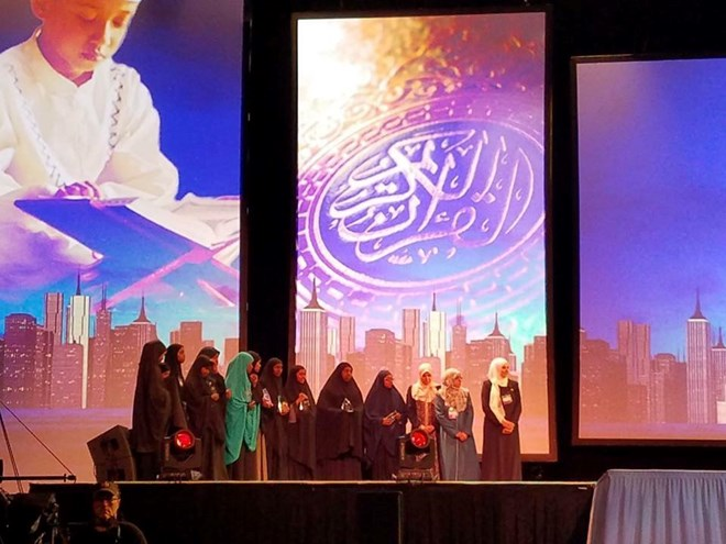 Twin Cities Somali youth took top honors at a national Qur'an competiton this year, with 15 students receiving prizes and a Minneapolis student placing first.