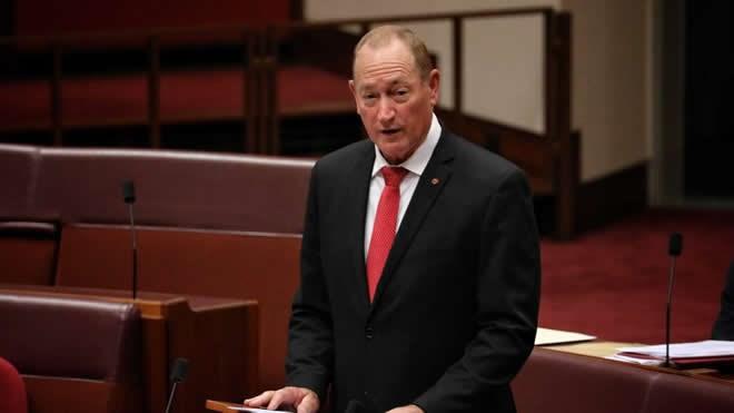 Senator Anning Twitter: Australian Lawmaker Calls For 'final Solution' To Muslim