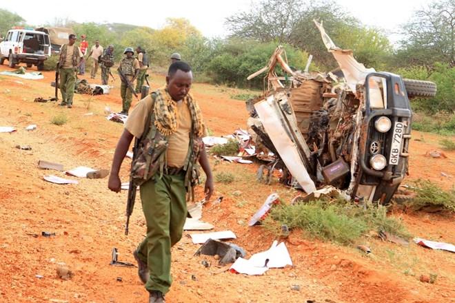 Kenya: Five GSU officers killed in Liboi IED attack
