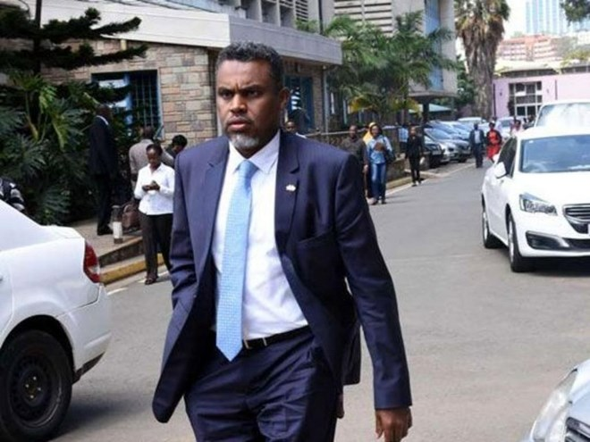 DPP nominee Noordin Haji in an undated photo. /FILE